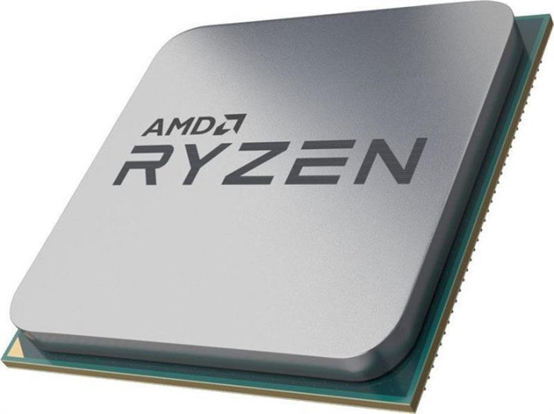 AMD Ryzen 5 1600 (3.2GHz 16MB 65W AM4) Multipack (YD1600BBAEMPK) with Wraith Spire 95W cooler